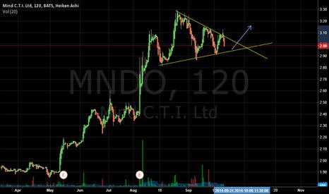 MNDO: beginning of big run