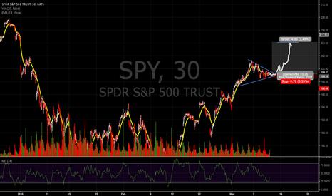 SPY: Bull bounce