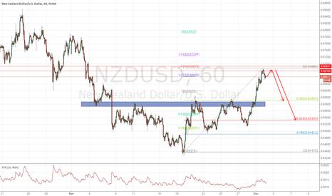 NZDUSD: NZDUSD price path
