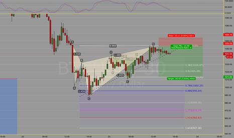 BTCUSD: Bitcoin US Dollar bear cypher