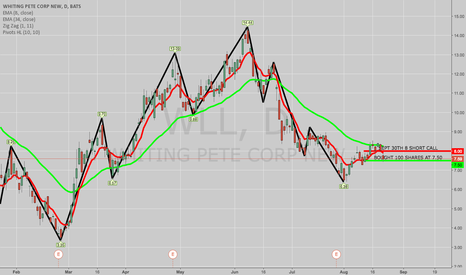 WLL: BOUGHT WLL COVERED CALL