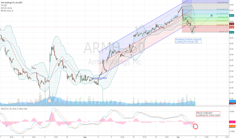 ARMH: Arm Holdings Plc, Future projections