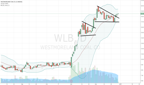 WLB: Our Momentum Letter subscribers love this breakout in WLB