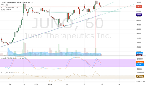 JUNO: Waiting for a buying opportunity