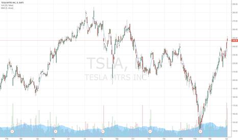 TSLA: model 3 momentum