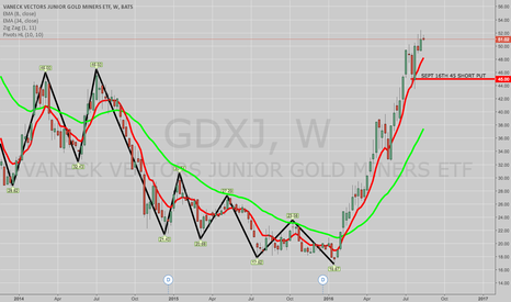 GDXJ: SOLD GDXJ SEPT 16TH 45 PUT