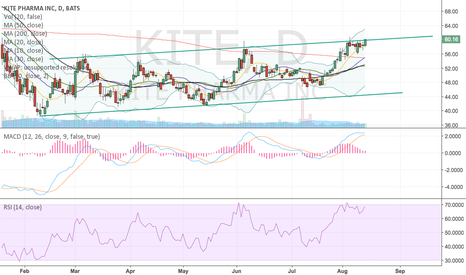 KITE: KITE poised for a move higher